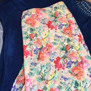 Beautiful Multi-Color skirt